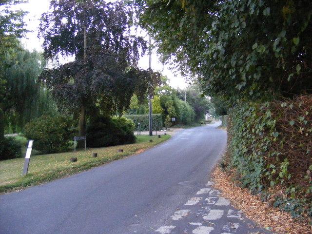 Snow Street, Baynard's Green