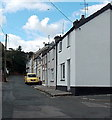 SO1611 : Partridge Row, Ebbw Vale by Jaggery