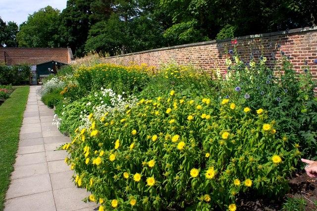 The Walled Garden, Gibside