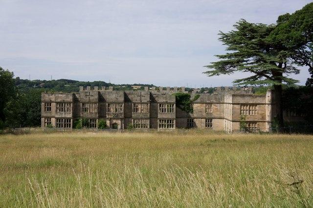 Gibside Hall