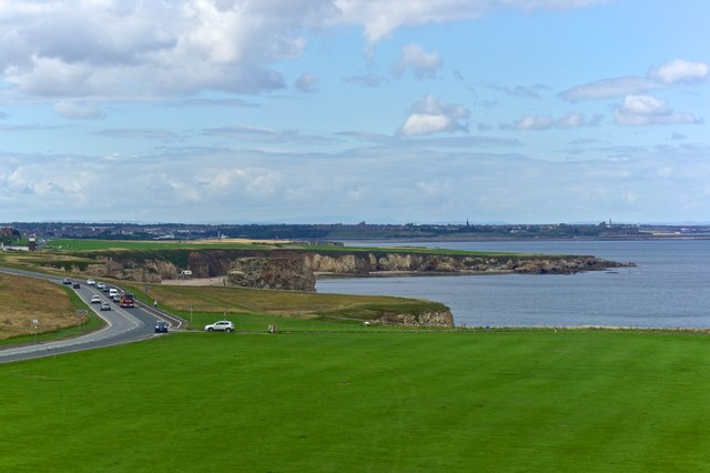 Coastal View from Souter Lighthouse