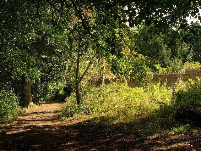 Path, Oldbury Court Estate