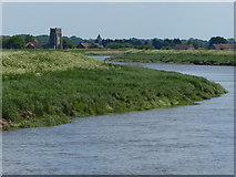 TF6013 : Looking south along the River Great Ouse by Mat Fascione