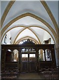 ST3505 : Forde Abbey Chapel: September 2013 by Basher Eyre