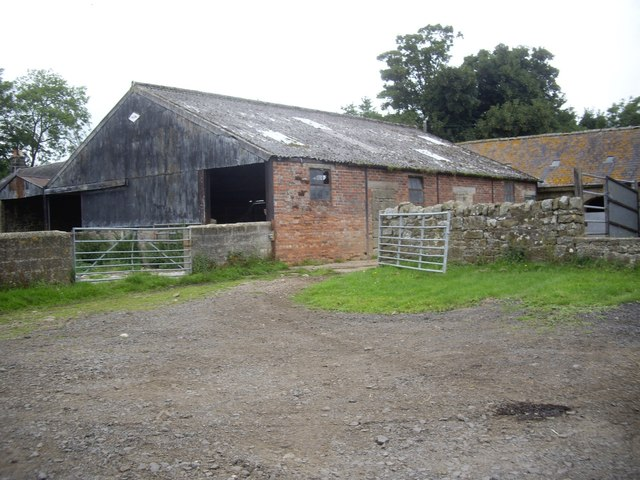 Monkridge farmstead