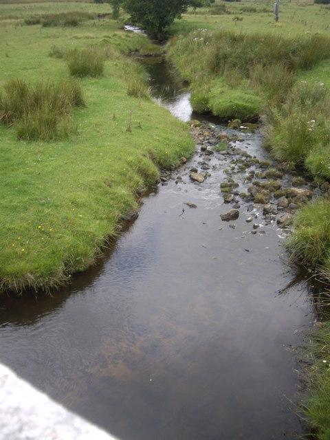 Upstream Raylees Burn