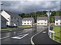 NH6448 : Round House Avenue, North Kessock by Richard Dorrell