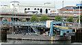 J3474 : Former ferry terminal, Belfast (6) by Albert Bridge