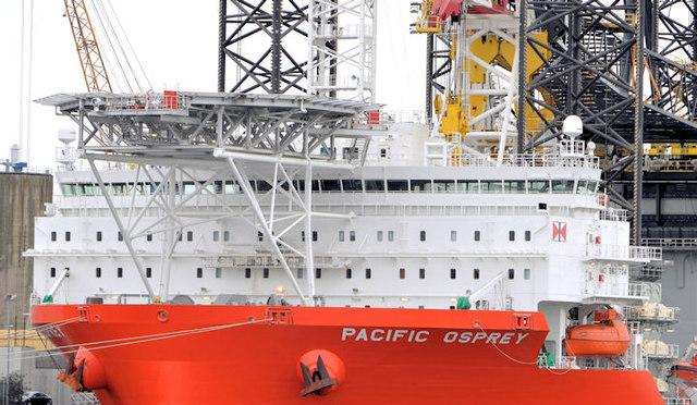 "The ""Pacific Osprey"", Belfast (2)"