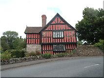 SO3951 : Stawne, Weobley by Jaggery