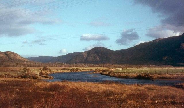 River Bà at Killiechronan