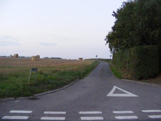 Folly Lane, Bressingham