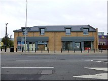 H4572 : Two new shopping units, Omagh by Kenneth  Allen