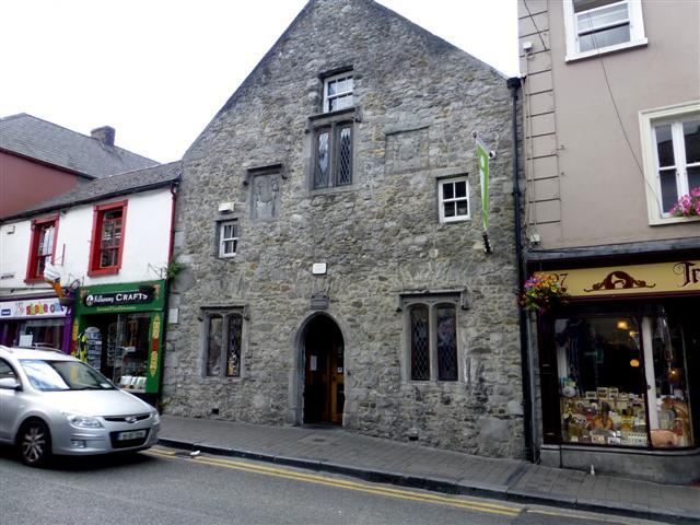 Shee Alms House, Kilkenny