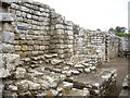NY9170 : Roman Bath House, Chesters by Stanley Howe