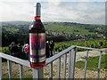 SE1206 : Holmfirth Vineyard rose wine for men! by Steve  Fareham