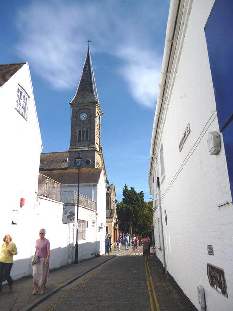 Christchurch:  Christian centre, Millhams Street