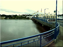 S7127 : New Ross, County Wexford by Kenneth  Allen