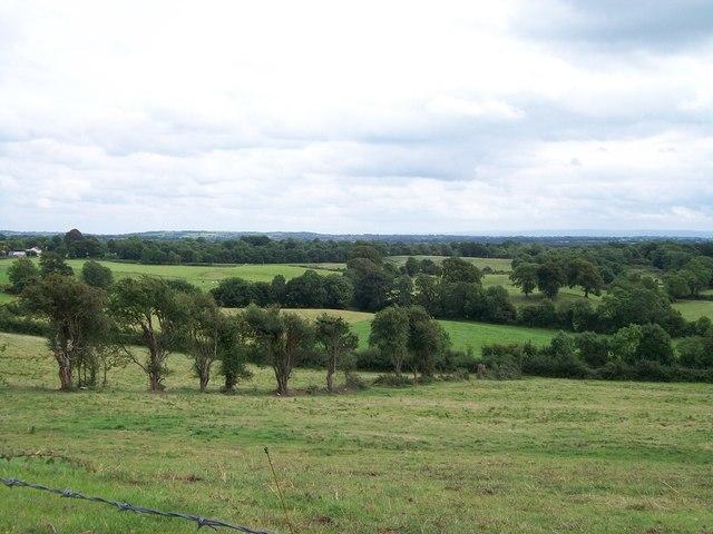 Bocage landscape at Clonfinlough