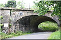 NY6001 : Railway bridge 104 (CGJ7 30m 67¾ ch) Low Borrowbridge by Roger Templeman