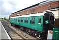TQ5738 : Buffet, Spa Valley Railway Station by N Chadwick