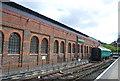 TQ5738 : Spa Valley Railway Station by N Chadwick