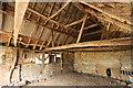 TF2557 : High House barn by Richard Croft