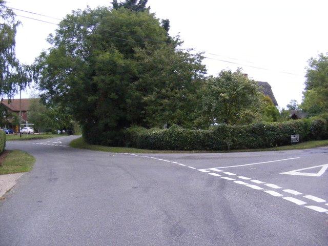 Hall Road, Mill Green