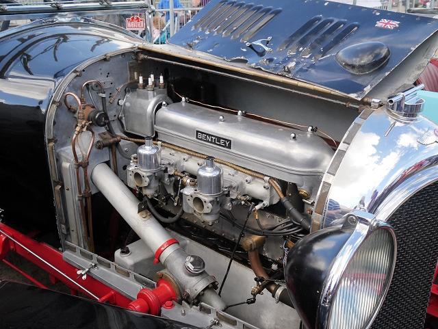3-Litre Bentley Engine