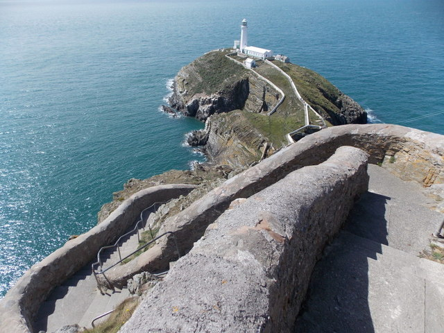 South Stack: a dramatic path