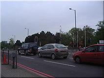TQ1979 : The North Circular Road, Gunnersbury Avenue by David Howard