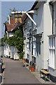 TM1763 : High Street Debenham by Richard Croft