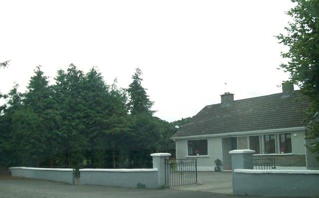 Bungalow on the Belmont Road at Clonlyon Castlequarter