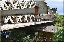 NN8765 : Railway bridge, Blair Atholl (2) by Jim Barton
