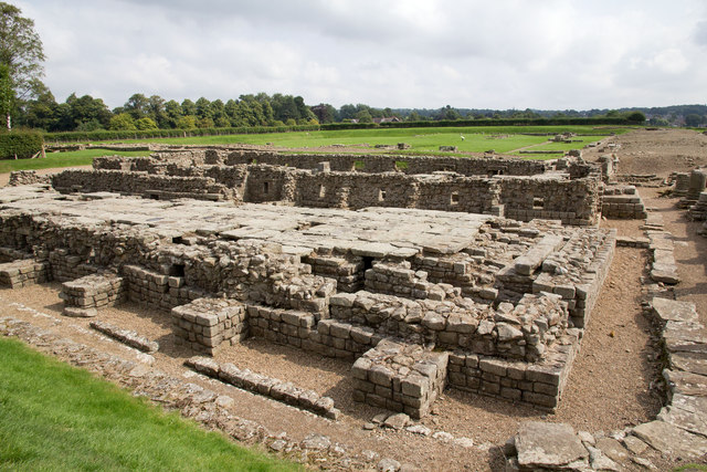 Granaries, Corbridge Roman Site
