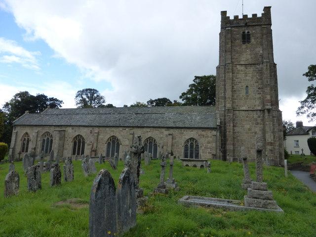 Church of St. Michael the Archangel, Chagford
