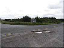 N2020 : The entrance to Lough Boora Parklands by Eric Jones