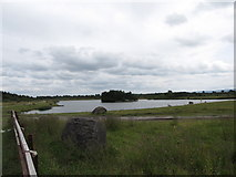 N2120 : Finnamore's Fishing Lake at the Lough Boora Parklands by Eric Jones