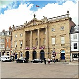SK7953 : Town Hall, Newark-on-Trent by David Dixon