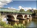 SK7954 : Trent Bridge,Newark by David Dixon