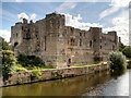 SK7954 : Newark Castle by David Dixon