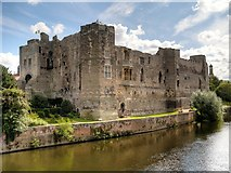 SK7954 : Newark Castle by David Dixon