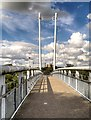 SK7954 : The Jubilee Bridge, Newark-on-Trent by David Dixon