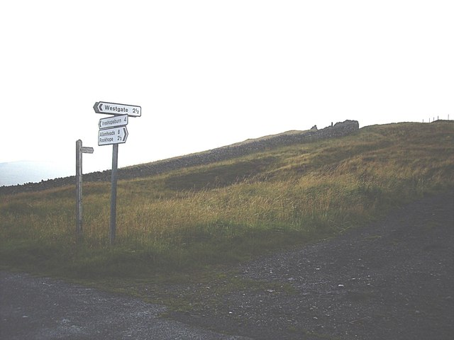 Scarsike Head summit