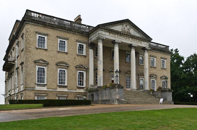 Claremont - main facade