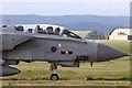 NJ2170 : A Tornado crew at RAF Lossiemouth by Walter Baxter