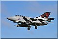 NJ2170 : A landing approach at RAF Lossiemouth by Walter Baxter