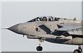 NJ1968 : A Tornado crew approaching RAF Lossiemouth by Walter Baxter