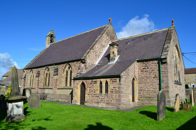 Church of St. John the Evangelist at Ingleton