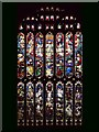 SK7953 : The Parish Church of St Mary Magdalene - Great East Window by David Dixon
